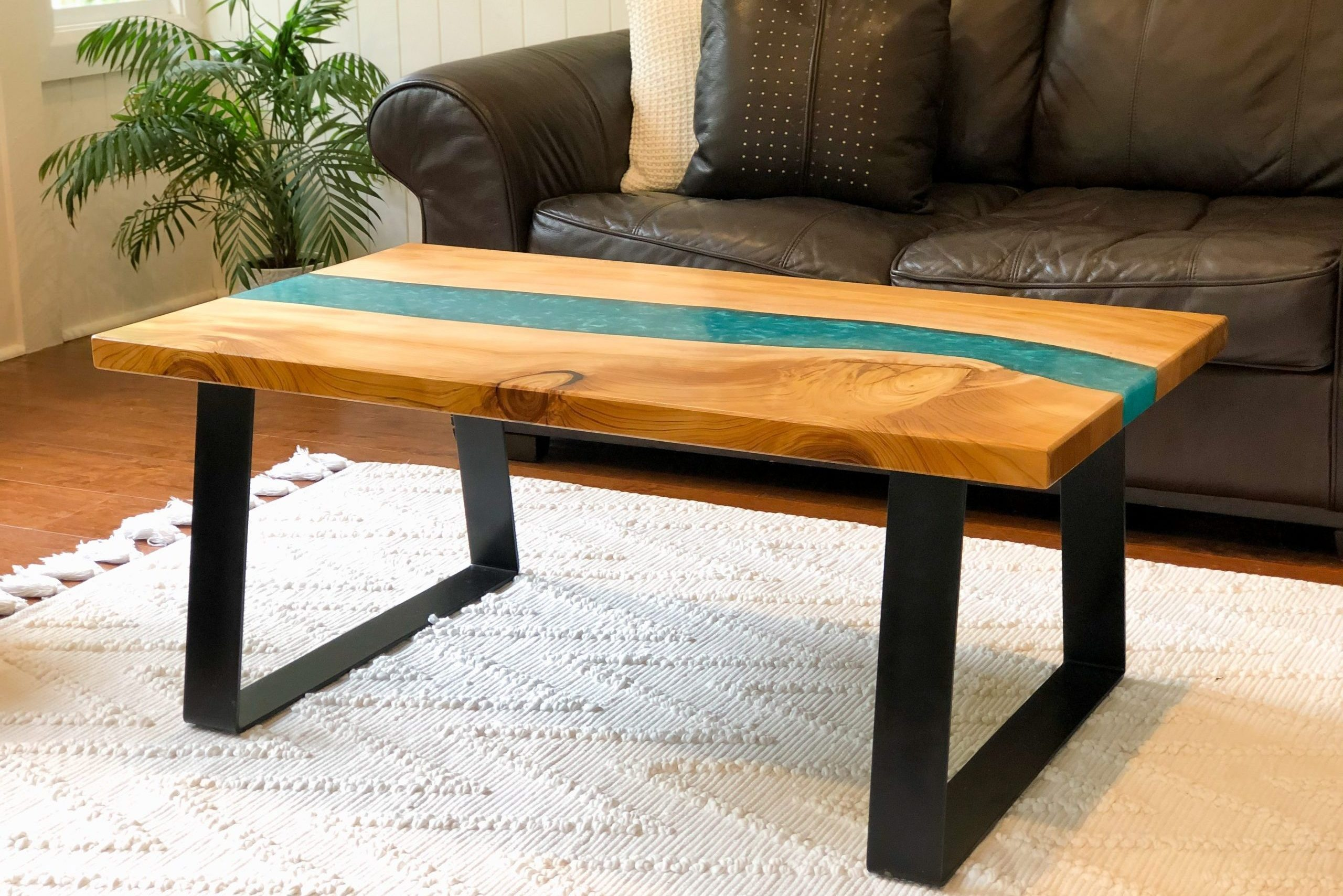 Timber coffee tables unique
