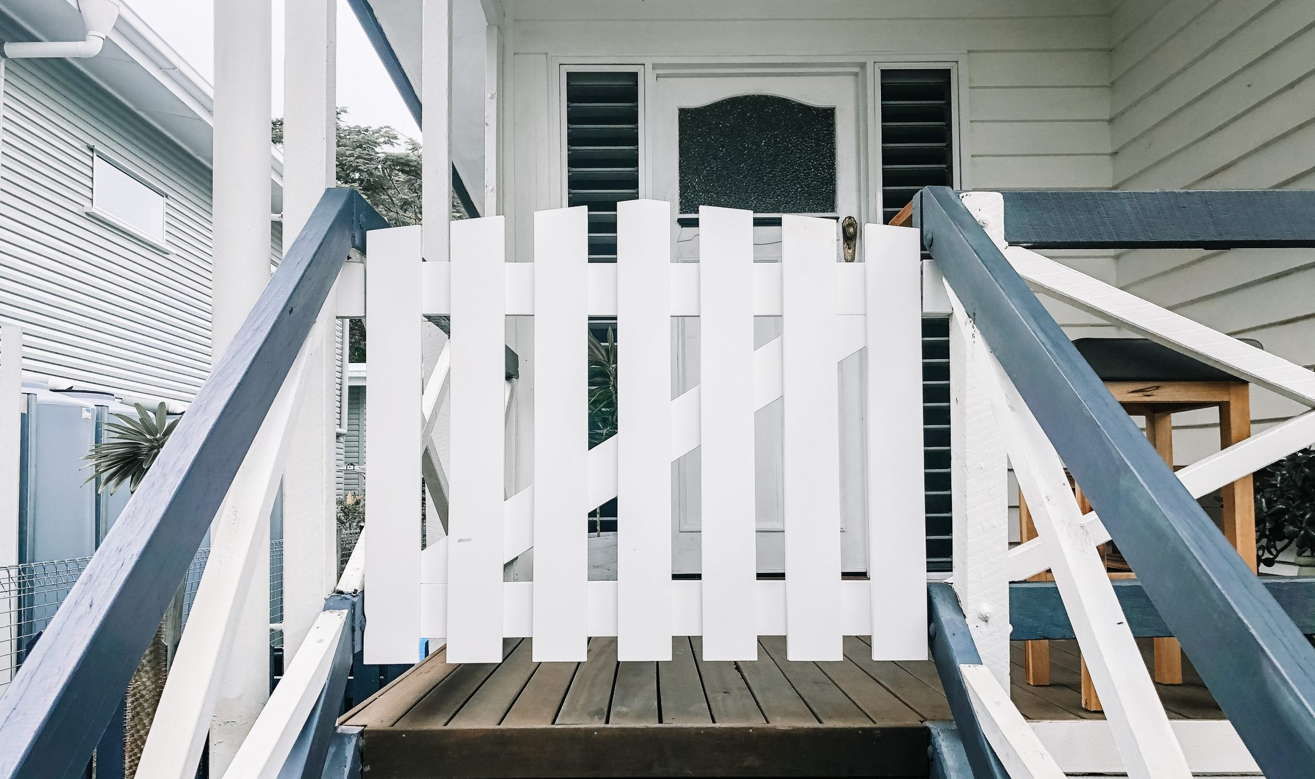Timber gates and fences